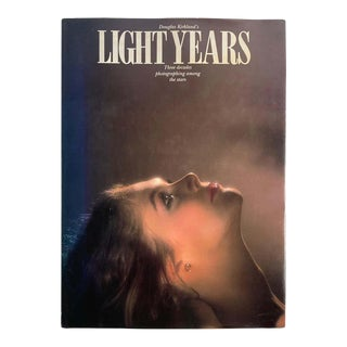 Late 20th Century Douglas Kirkland's Light Years Three Decades Photographing Among the Stars For Sale