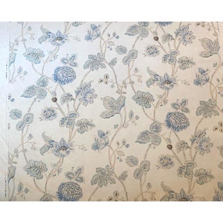 """Colefax and Fowler """"Berwick"""" Fabric 2.75 Yards For Sale"""