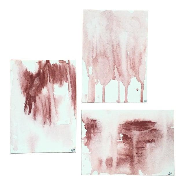 """""""Imbroglio"""" Original Modern Paintings - S/3 - Image 1 of 7"""