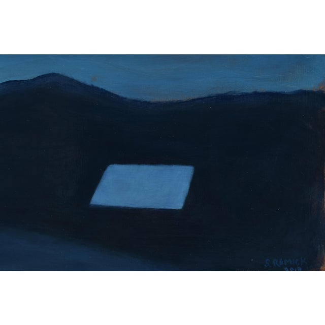"""Stephen Remick Stephen Remick """"Under the Big Dipper"""" Painting For Sale - Image 4 of 10"""