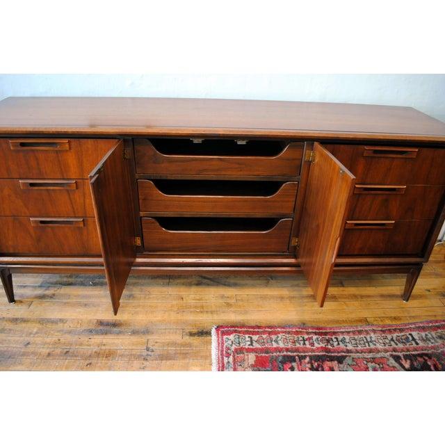 Mid-Century Walnut Dresser - Image 5 of 5