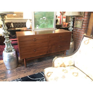 1960's Danish Mid Century Modern Chest of Drawers by Erik Worts Preview