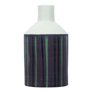Small Ceramic Vase by Ettore Sottsass for Bitossi For Sale