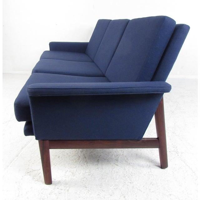 France & Son Vintage Danish Sofa by Finn Juhl for France & Son For Sale - Image 4 of 12