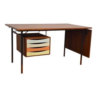 Finn Juhl Model Teak Desk