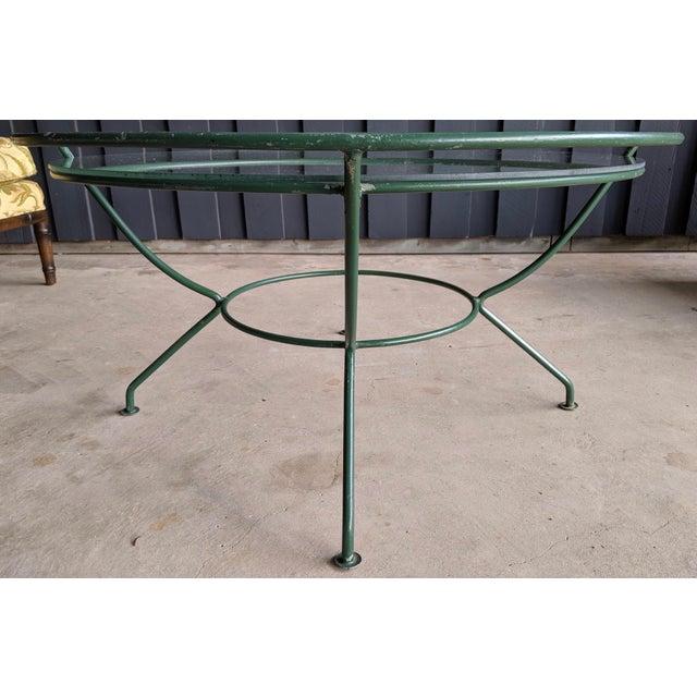 Midcentury Modern Maurizio Tempestini for Salterini Patio Table For Sale - Image 9 of 9