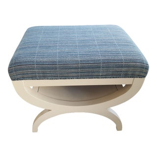 Vanguard Furniture Burrel Ottoman For Sale
