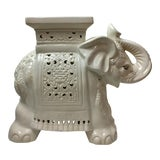 Image of Elephant Garden Stool For Sale