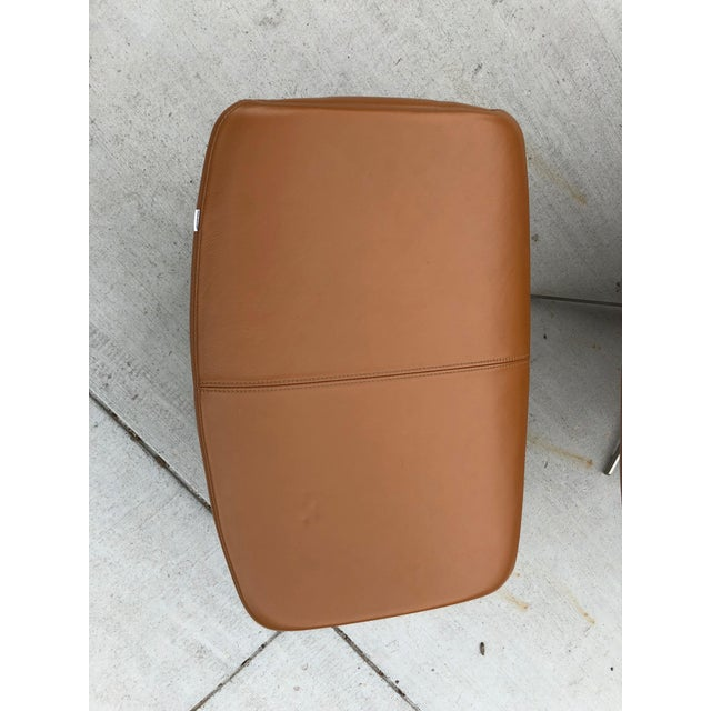 BoConcept Imola Chair & Ottoman For Sale In Denver - Image 6 of 7