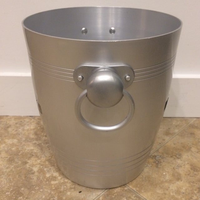 French Chandon Champagne Bucket For Sale - Image 4 of 6