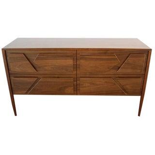 Armia Walnut Dresser For Sale