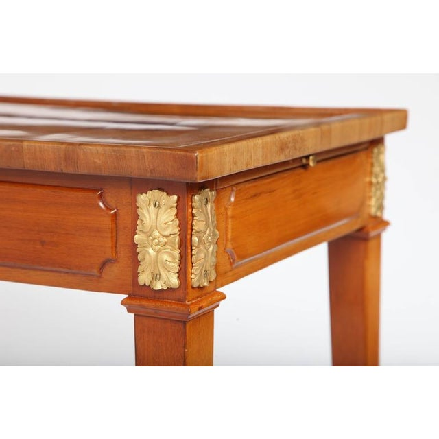 Louis XVI Writing Table For Sale - Image 4 of 10
