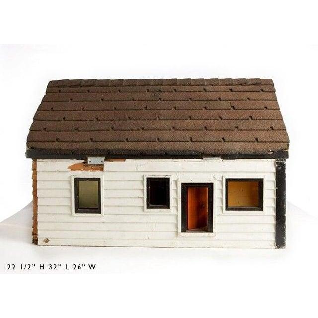 Vintage Craftsman Doll House - Image 5 of 5