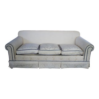 Hickory Chair Sovereign Collection Buckingham Traditional Sofa For Sale
