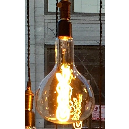Are you working on a historic or vintage antique light? This antique style light bulb which you'll find works well in...
