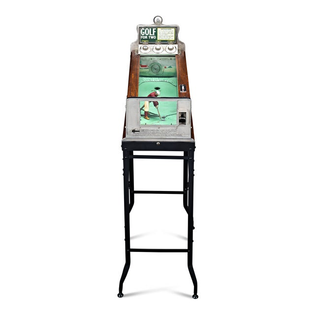 Chester-Pollard Junior Golf Gaming Machine For Sale - Image 4 of 6
