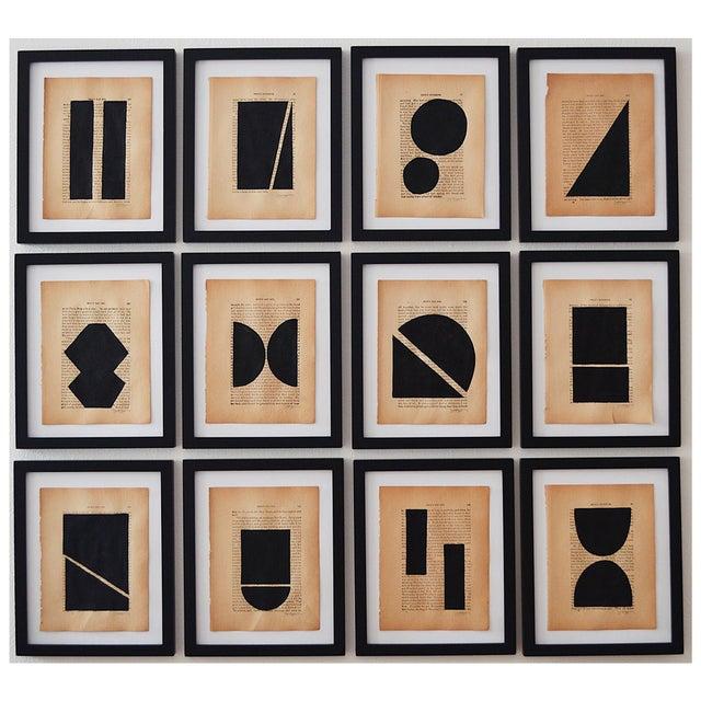 Josh Young Design House - 12 Pièce Géométrique Collection For Sale In Chicago - Image 6 of 6