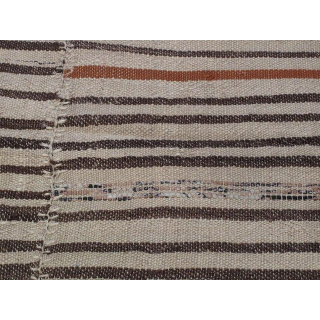 Striped Kilim For Sale In New York - Image 6 of 6