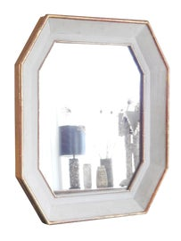Image of Antique White Wall Mirrors