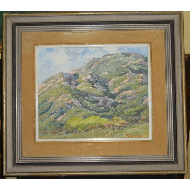 Plein Air Oil Painting by Jocelyn Davis - Image 2 of 11
