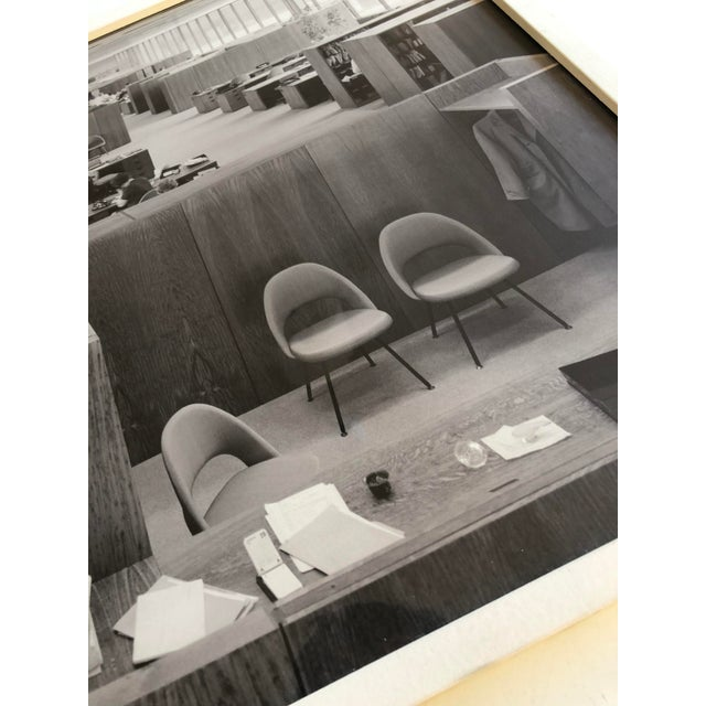 Bauhaus Vintage Office Wall Art Framed Architectural Photography For Sale - Image 3 of 7