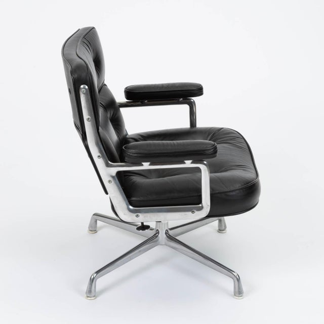 Metal Eames Time Life Lobby Chair for Herman Miller For Sale - Image 7 of 13