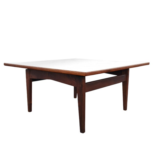 Jens Risom Square Coffee Table - Image 1 of 2