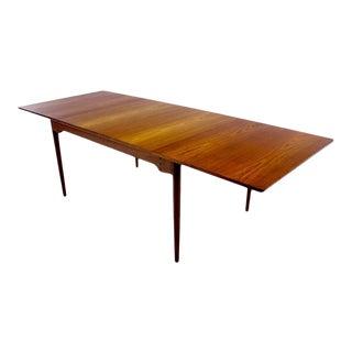 Danish Modern Teak Dining Table Designed by Finn Juhl For Sale