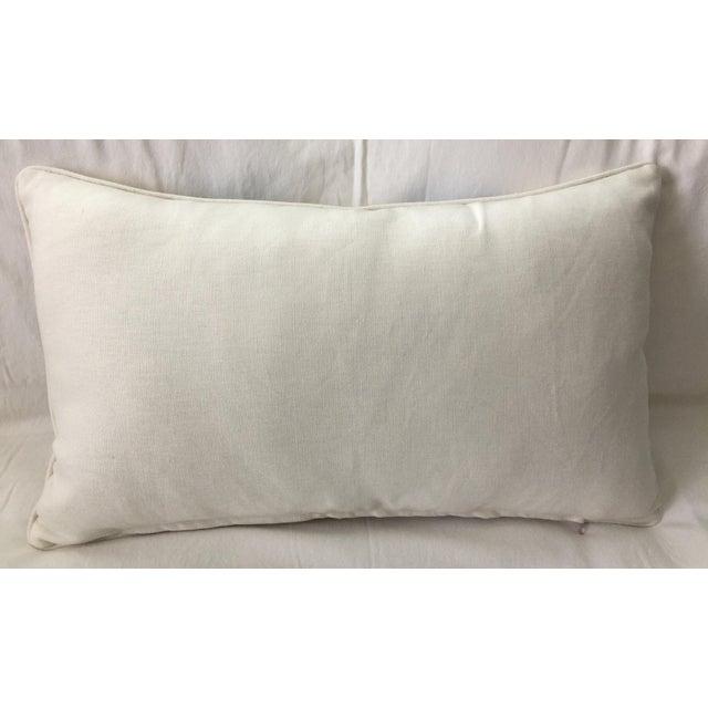 Silk Velvet Accent Pillow - Image 3 of 3