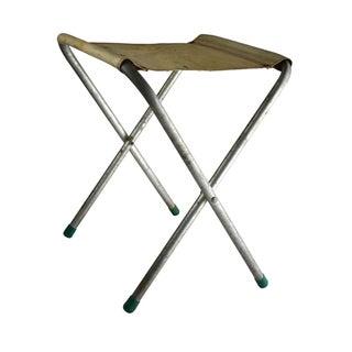 Vintage Folding Camp Stool