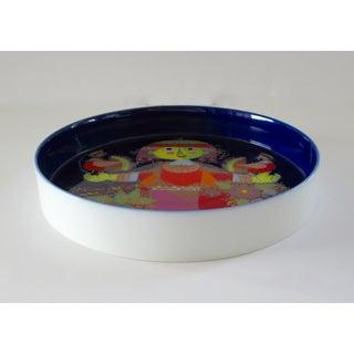 """Bjorn Wiinblad """"1001 Nights"""" Rosenthal Studio Linie Porcelain Bowl Preview"""