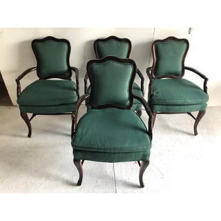Vintage French Style Arm Chairs S-4 V Good Preview