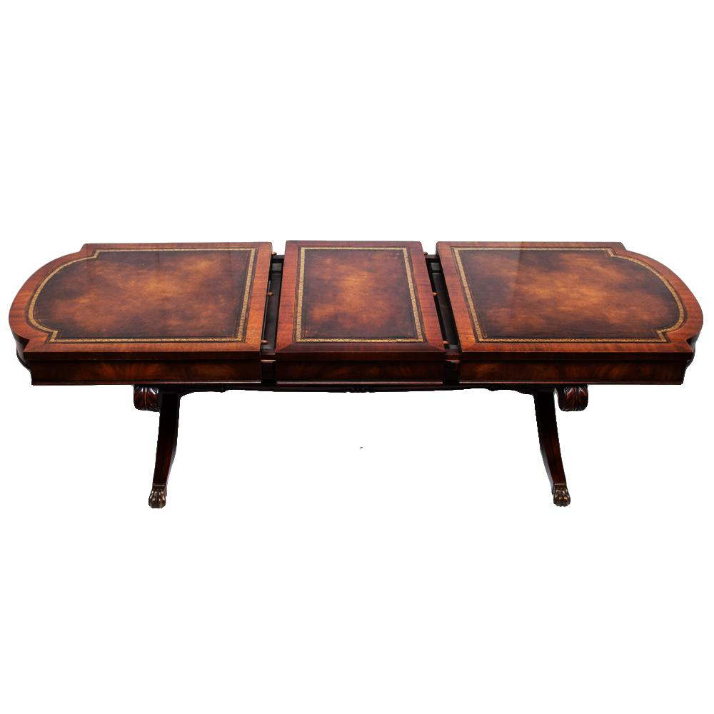 1960s Regency Style Expandable Coffee Table Chairish