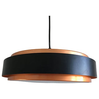 1960s Danish Modern Pendant Light by Fog & Morup Preview