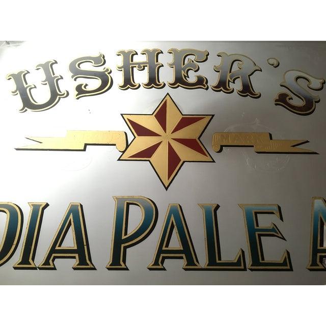 Vintage Usher's IPA Mirror - Image 5 of 8