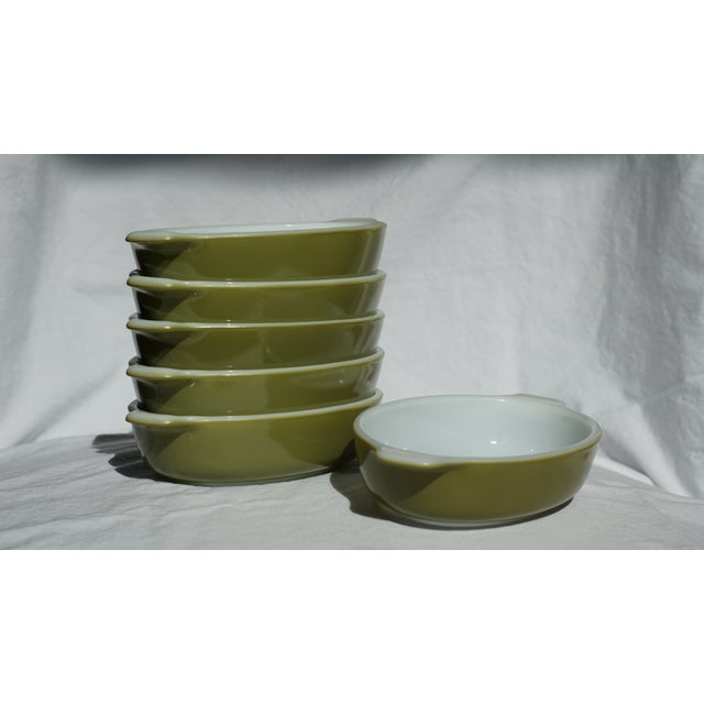 Vintage Pyrex Casserole Dishes - Set of 6 - Image 5 of 5