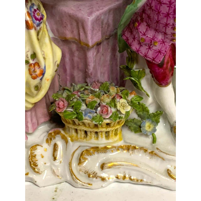 19th Century Meissen Birdcage Grouping For Sale In West Palm - Image 6 of 12