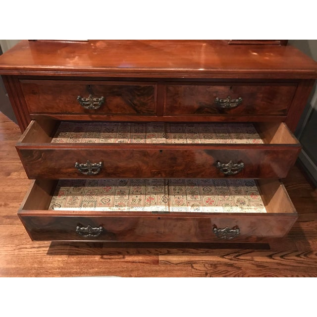 Antique English Traditional Dresser For Sale - Image 4 of 8