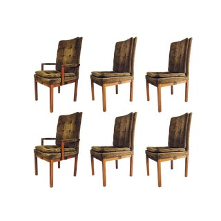 Milo Baughman for Dillingham Dining Chairs - Set of 6
