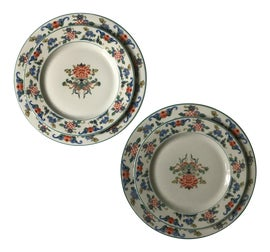 Image of China Serving Dishes and Pieces
