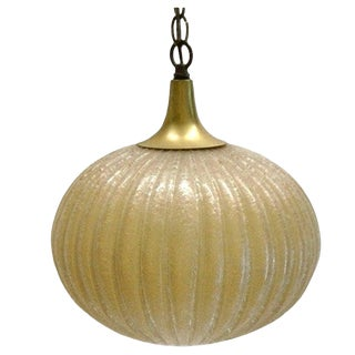 Vintage Murano Glass Chandelier Made in Italy For Sale
