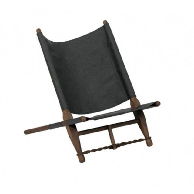 Wood Ogk Safari Chair For Sale - Image 7 of 7