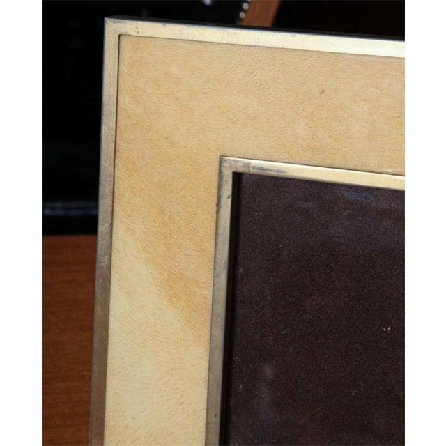Aldo Tura Set of Goatskin Decorative Pieces (5 Items) - Image 9 of 10