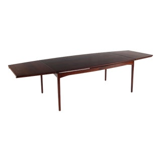 1960s Scandinavian Modern Jens Risom Dining Table For Sale
