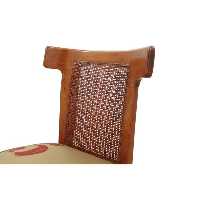 American of Martinsville Campaign Chairs - a Pair - Image 3 of 8