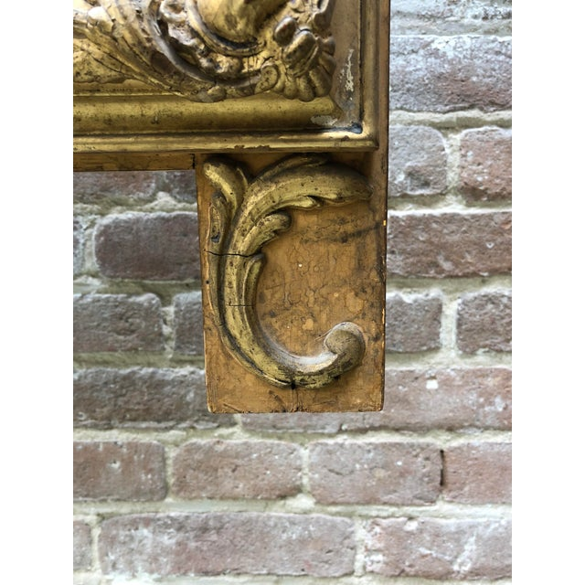 Mid 19th Century 19th Century Mirror For Sale - Image 5 of 8
