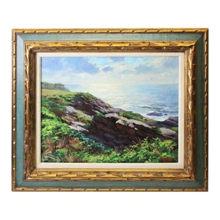 Caddell Seascape of Belfast Maine For Sale