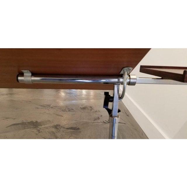 Danecastle Aps Rosewood Adjustable Bedside Desk or Table For Sale - Image 12 of 13