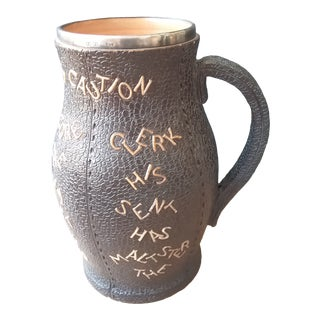 Doulton & Slater Patent Motto Jack Jug For Sale