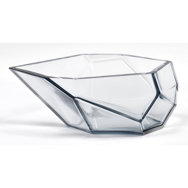 Contemporary A. Donna Geometric Murano Glass Bowls For Sale - Image 9 of 12